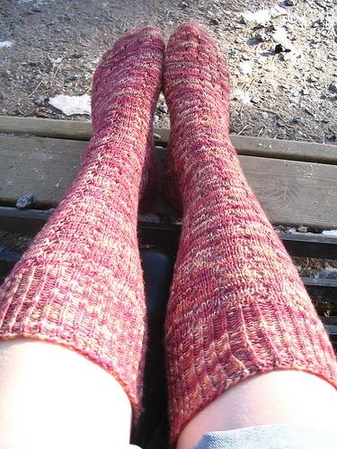 Taluttimen sukat