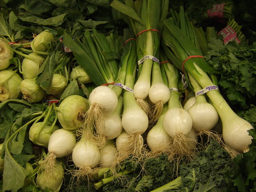 onion knobs