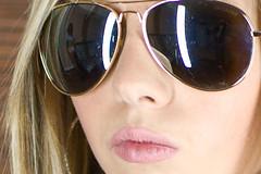 Behind the Lens (Steve Cherrier) Tags: lighting glasses blog photographer shannon setup twitter strobist