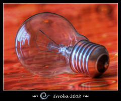Light bulb (Erroba) Tags: blue light red orange macro bulb photoshop canon peace searchthebest belgium tips 60mm erlend hdr 3xp 400d onlyyourbestshots superbmasterpiece diamondclassphotographer flickrdiamond theunforgettablepictures erroba robaye erlendrobaye