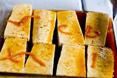 Marmalade Tofu - Pre Bake
