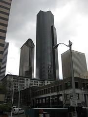 Downtown 017 (Skyline Seattle) Tags: bankofamericatower