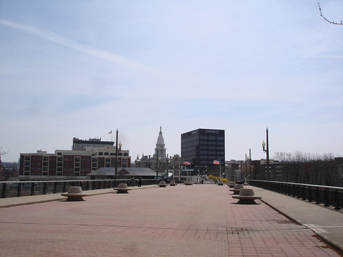 Lafayette Skyline at Noon