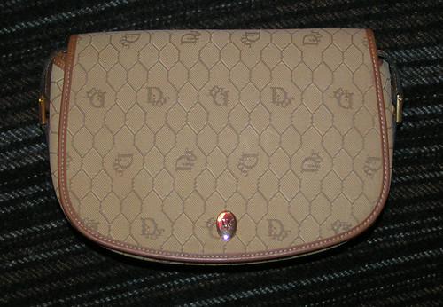 Väska från Dior.