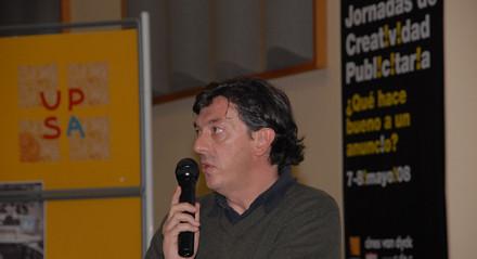 César García de la agencia Bob