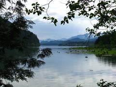 Baker Lake View 1