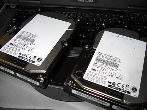 18GB 10k rpm