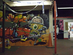 Bristol Festival Exhibition (jelly antler) Tags: paris dan bristol graffiti space cheba ryder poe gumbo mau jago oath 45rpm kato haka eko molar soker ponk yaka richt bcfm inkie lokey epok feek flx ziml 3dom jefro nikill dicy sepr chinamike seza andycouncil bristolfestival bs51 mrriks dbs1 chucheo leftshade