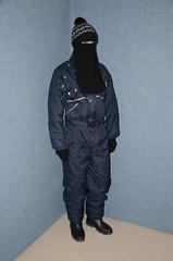 Snow Suit (Warm Clothes Fetish) Tags: slave girl niqab hijab burka chador sweat torture hot boots winter fur fleece coat snowsuit