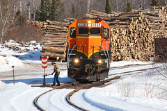 Reminders (view2share) Tags: ilsx1338 ilsx 1338 sd40 emd electromotivedivision engine locomotive local logs ontonagoncounty masscity mass massstation upperpeninsula uppermichigan northernmichigan northwoods northwood michigan mi track transportation trains tracks transport trackage train trees escanabalakesuperior els ob winter snow snowfall february192017 february2017 february 2017 deansauvola railway rr railroading railroad railroads rail rails railroaders rring roadtrip freighttrain freight freightcars freightcar pulpwood log timber fiber fibre heritage1 h1 switch switching switches crew conductor switchstand milw milwaukeeroad cmstpp work