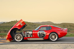 Shelby Daytona Coupe // Le Mans Edition (ColdTrackDays.com) Tags: fast 15 daytona coupe v8 redsportscar