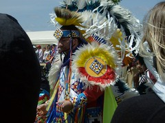 Head Dancer (softballplayer5115) Tags: wow colorful head indian dancer pow