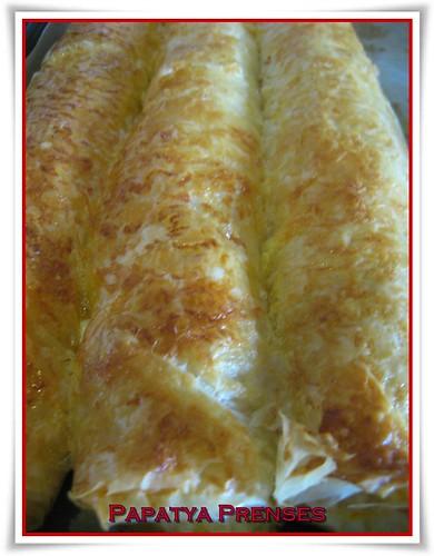 kaşarlı patatesli kol böreği