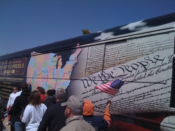 we the people bus
