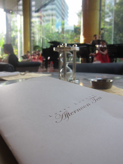 Shangri La Afternoon Tea (4)