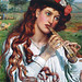 'Amaryllis' William Holman Hunt, 1884