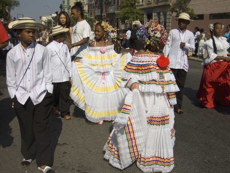 panamanian day parade