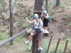 PA130073 (mikeNZ) Tags: flyingfox ropescourse treeadventures woodhillforest