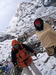 Annapurna Base Camp (Highcrofter) Tags: nepal annapurna annapurnabasecamp