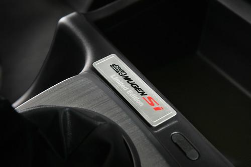 Фотографии Honda Civic Mugen Si Sedan (2008)