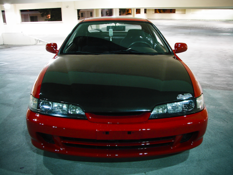 Df E O on Acura Integra Jdm Front