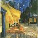 Terrasse de Cafe la Nuit (as Vincent saw it)