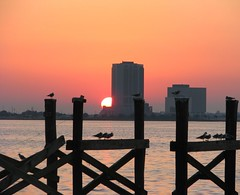 Lake Pontchartrain Sunset