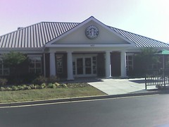 The Starbucks Bank