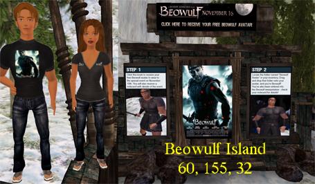 BeowulfIsland