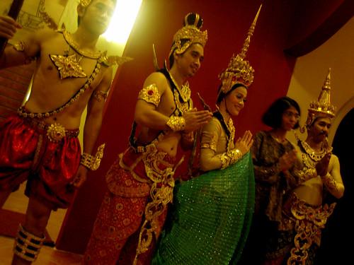Actores del Siam Niramit