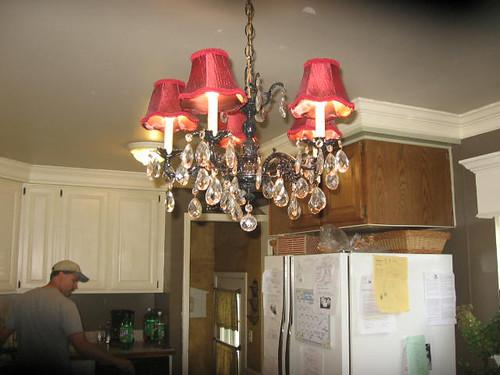 LAMP SHADES I COVERED