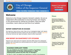 Chicago Inspector General