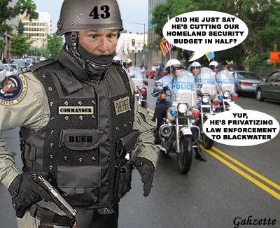 Privatizing Law Enforcement