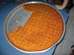 Best Harisseh () (nhraim ( )) Tags: food sweet arabic syria orthodox mesopotamia  assyria assyrian syriac jazira suryoyo arabicfood hassake hasake qamishly khabur hassakeh hassaka arama