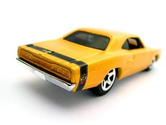 Hotwheels - \'69 Dodge Coronet Super Bee