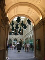 Christmas Decorations - GPO Shopping Centre (avlxyz) Tags: christmas decoration melbourne shoppingcentre casio exilim littletrees z850 melbournegpo gpomelbourne