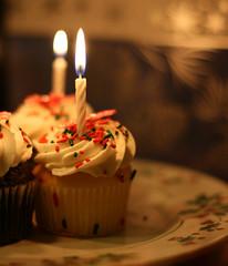 Miranda's Birthday Cupcakes by organicpixel