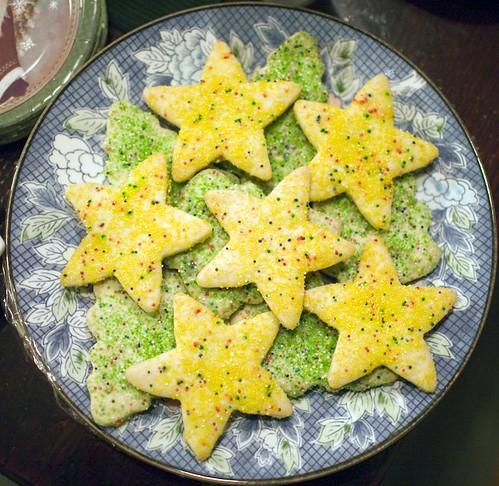 Square Circle - Christmas Cookies