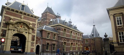 La Haya Binnenhof