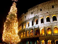 Xmas in Rome
