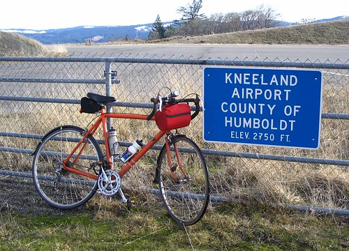 Kneeland Airport