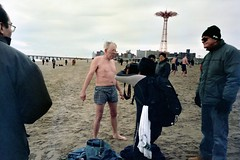 coldswim.jpg (shveckle) Tags: nyc ny color film beach nycpb swimming coneyisland sand streetphoto gothamist newyearsday parachute polarbearclub streetphotograhy parachuteride