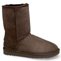 Short UGG Chocolate Classic boots
