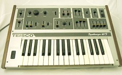 TEISCO 60F (Matrixsynth) Tags: analog synth teisco 60f matrixsynth