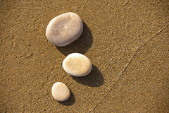 voxtrot:the start of something (visualpanic) Tags: 3 beach sand rocks earth playa minimal 2008 feelings platja tierra sorra pedres mediterrani gener costadaurada segurdecalafell lpstone