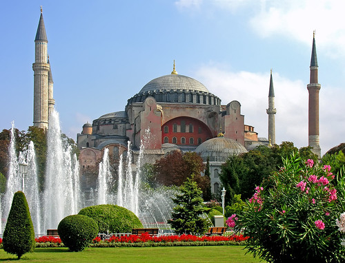 Turkey-3019 - Hagia Sophia by archer10 (Dennis), on Flickr