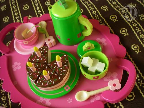 the wee tea set