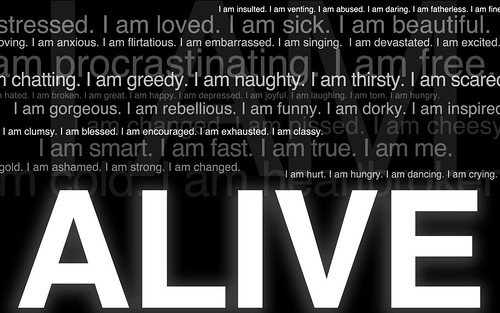 wallpaper - alive