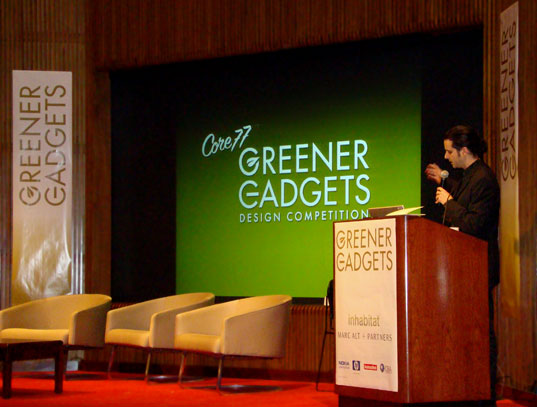 Greener Gadgets Conference: Allan Chochinov