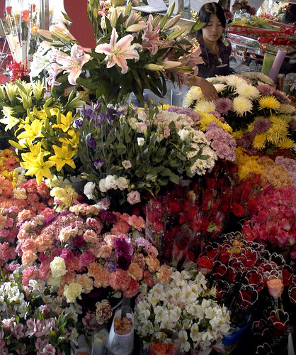 PHILIPPINES - FLOWERS FOR VALENTINES DAY